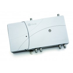Amplifier of double extension, Television + 2 X Satellite 45-862 MHz and 950-2,150 MHz (ICT) - SAE-920