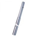 Mastil Antena enchufable 2,50 x 35 x 1,5 mm Televes 3008