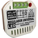 UNIVERSAL regulator for LED MULTI DIMER 250
