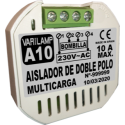 A-10. Double-pole isolator