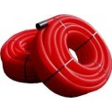 TUBE DOUBLE-COATED PIPE 75 MM DIAMETER