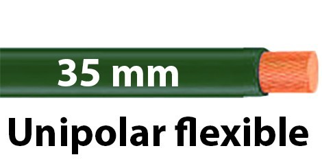 FLEXIBLE UNIPOLARE KABEL 35 mm